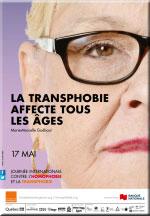 Affiche femme trans